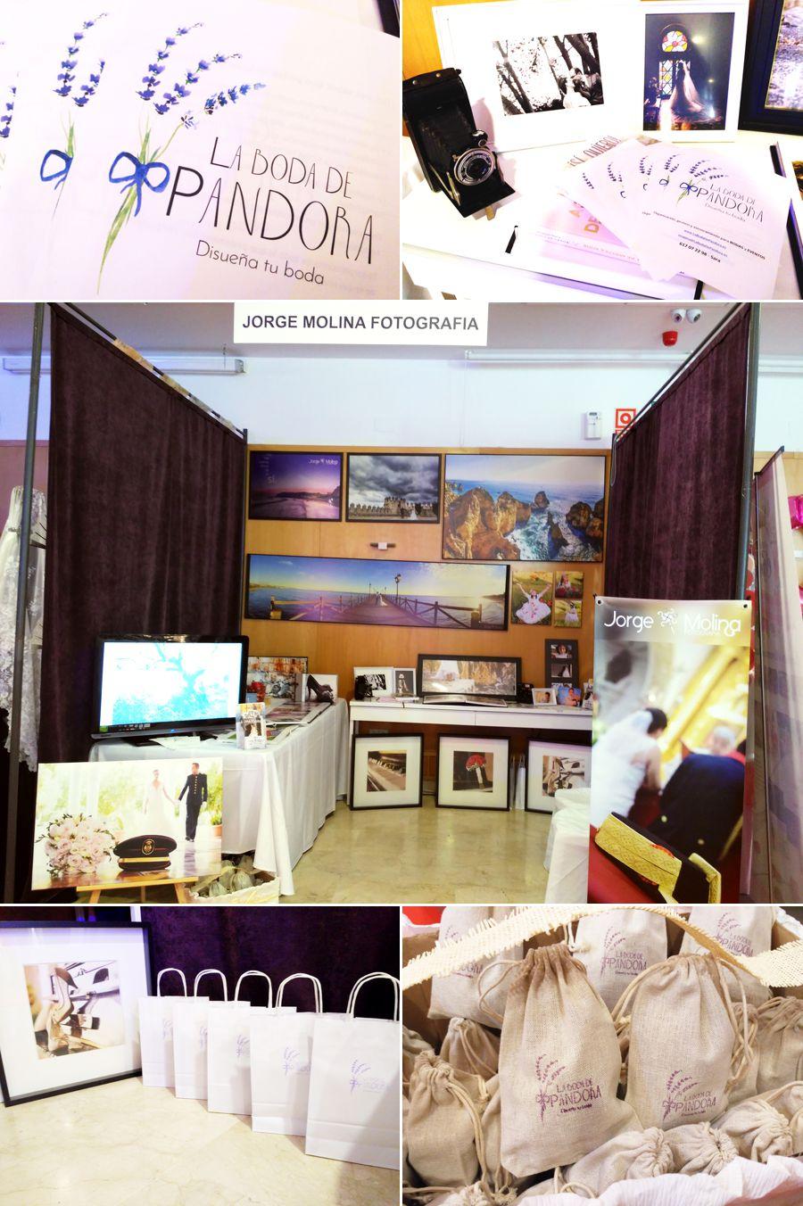 Collage La Boda de Pandora - Feria de boda
