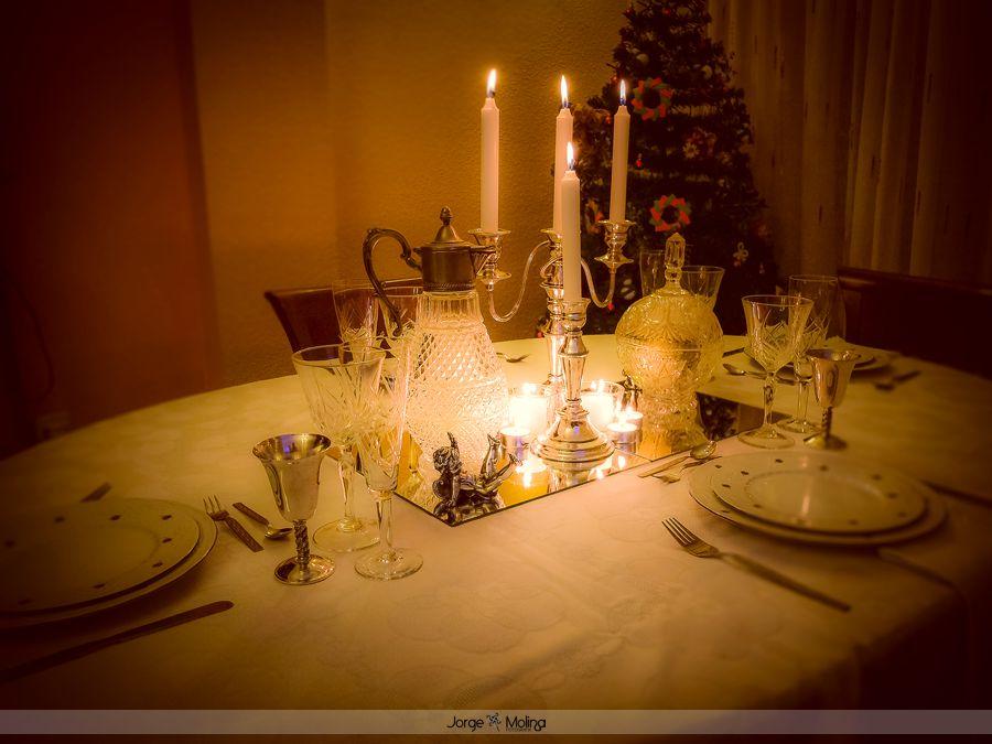 Mesa de Navidad - Labodadepandora.es - Wedding planner Cabra Córdoba
