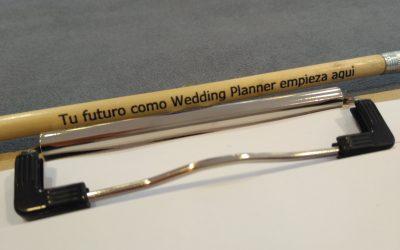 Mi formación como Wedding Planner