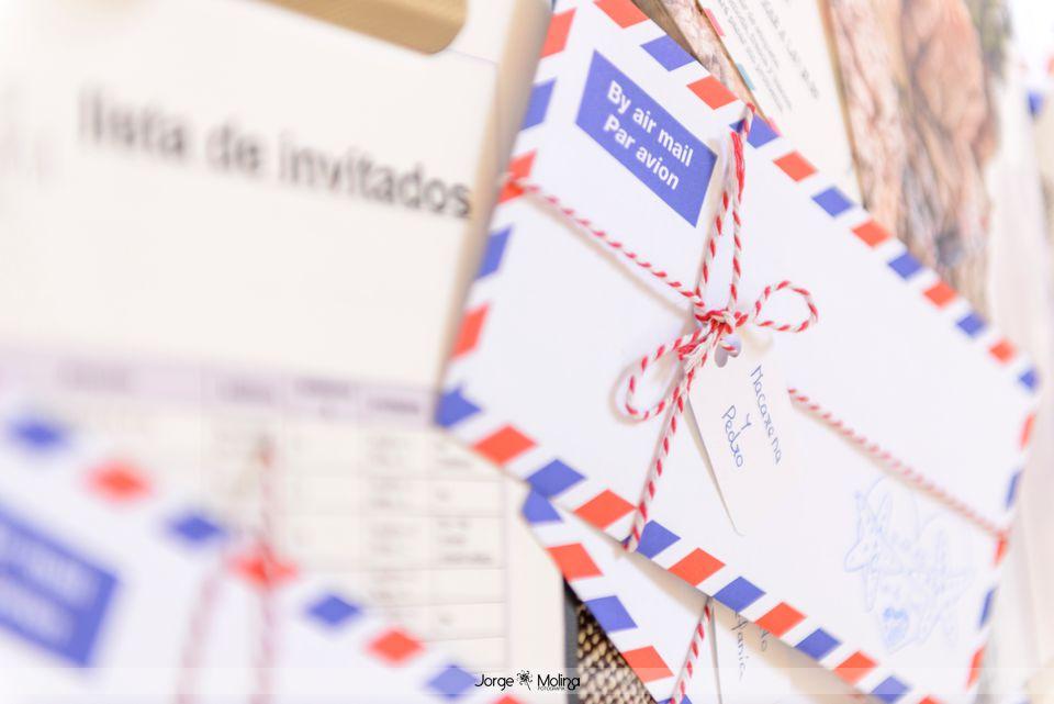 Lista de invitados - Invitaciones - Boda - www.labodadepandora.es - La Boda de Pandora - Wedding Planner Cabra - Wedding Planner Córdoba