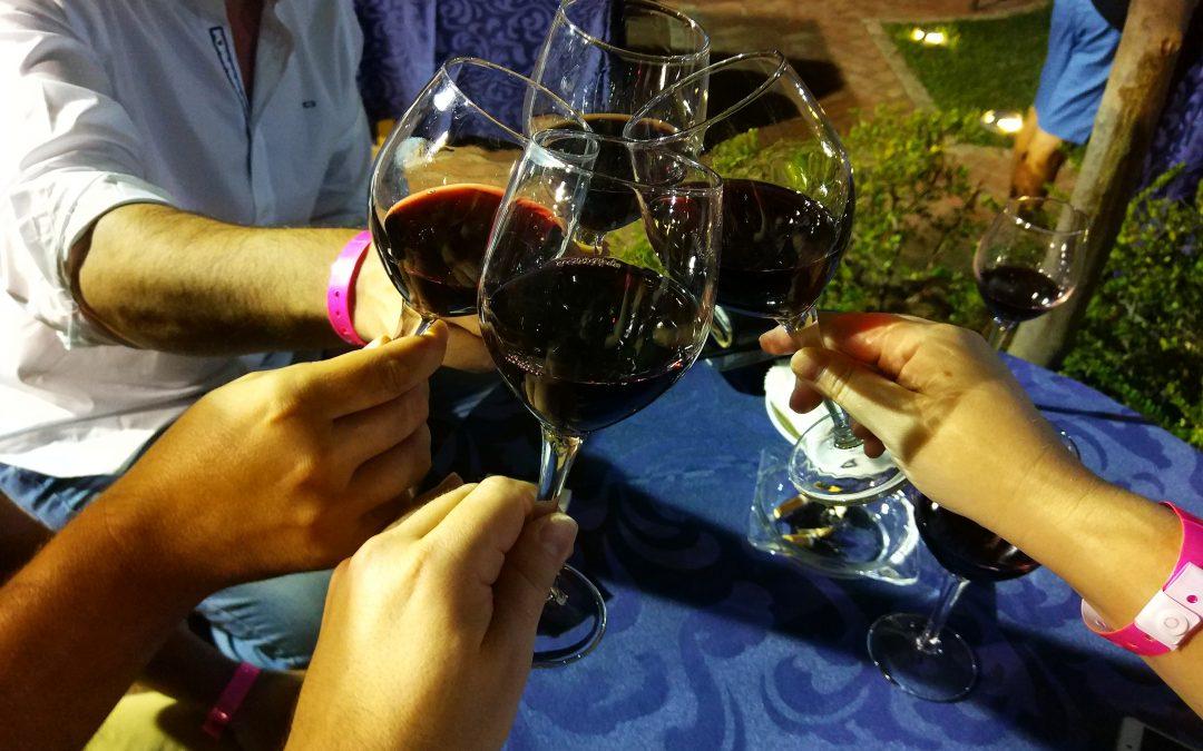 Una despedida diferente – Cata de vino con maridaje